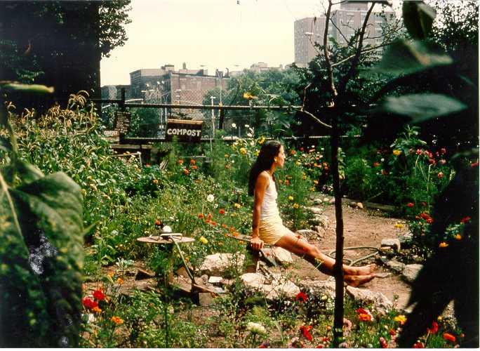 Liz Christy Community Garden