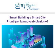 Scarica gratuitamente l'e-book su Smart Building e Smart City