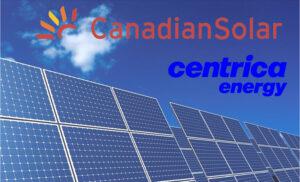Lo sviluppo sostenibile si fa strada in Italia con Canadian Solar e Centrica Energy Trading