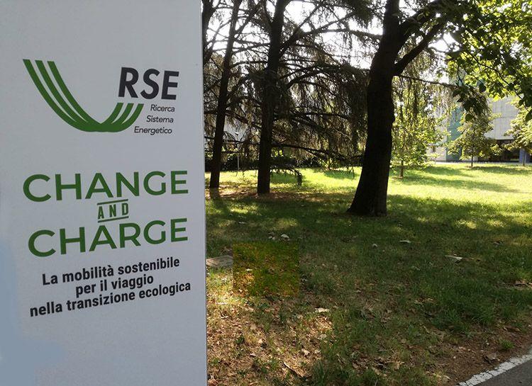 Mobilità elettrica e ricarica: al via l'area sperimentale di RSE a Milano