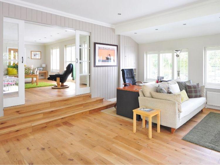 Pavimentazioni naturali e sostenibili in legno