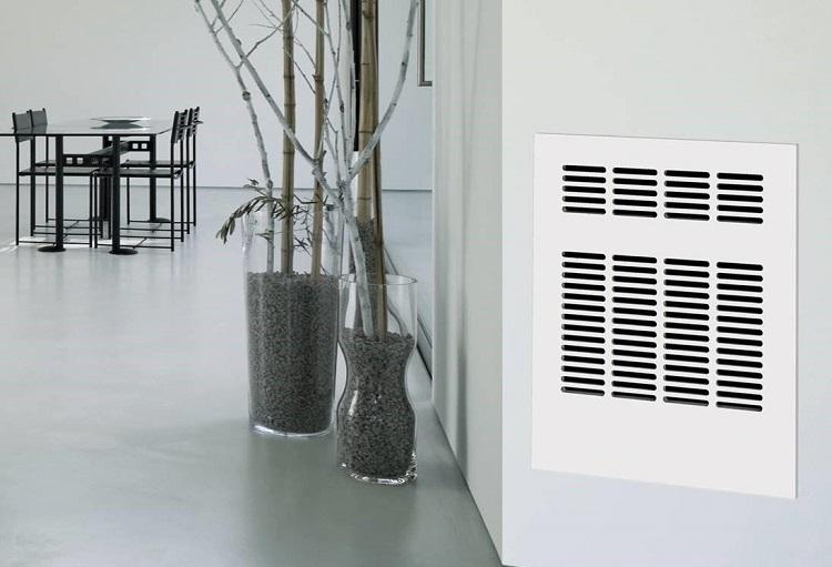 Raffrescamento radiante e deumidificazione: la soluzione è Uponor Ventilation