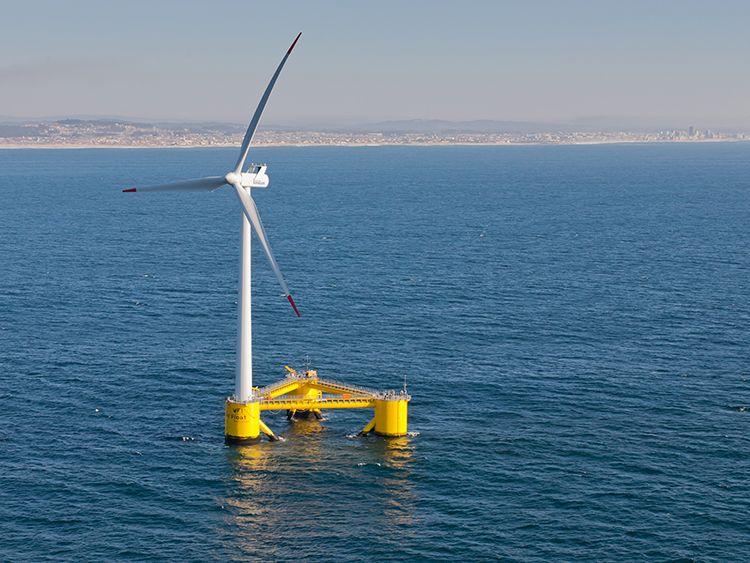 Eolico offshore: decollano investimenti e progetti sull'eolico galleggiante