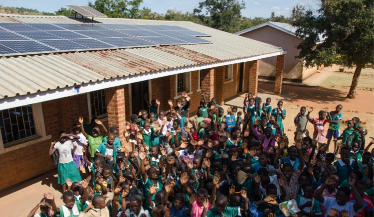 Ingeteam porta energia pulita in una scuola in Malawi