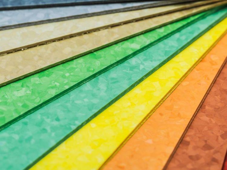 Linoleum, materiale sostenibile per i pavimenti