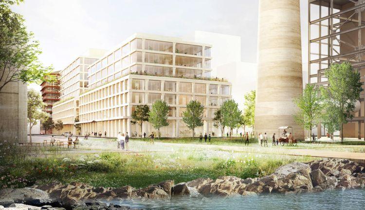 Power Station a San Francisco: Da sito industriale a quartiere sostenibile e inclusivo