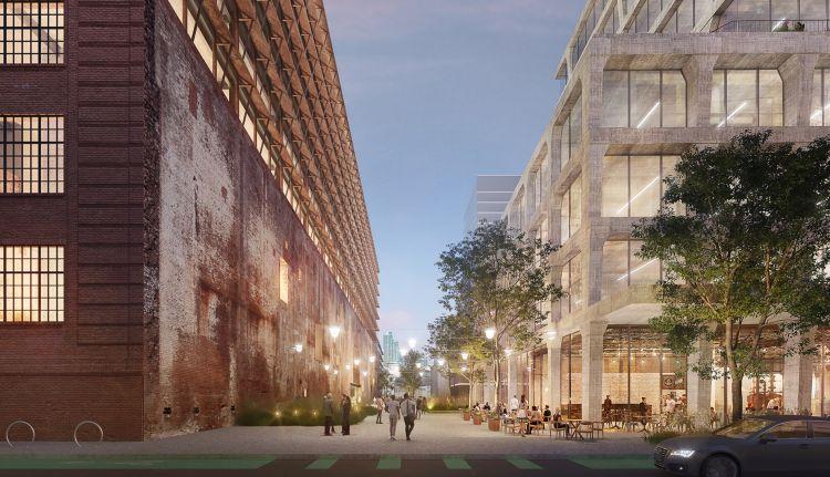 Power Station a San Francisco: Giardini pensili, spazi modulari e flessibili