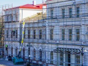 Efficienza energetica dell'edilizia storica
