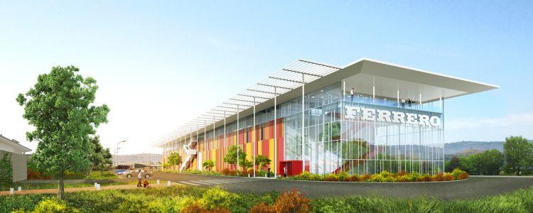 Il Ferrero Technical Center avanza