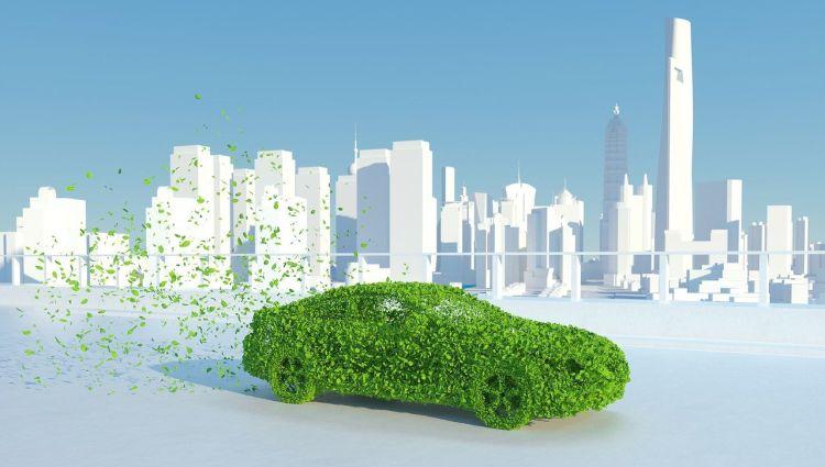 Italia, Meno petrolio e boom auto elettriche