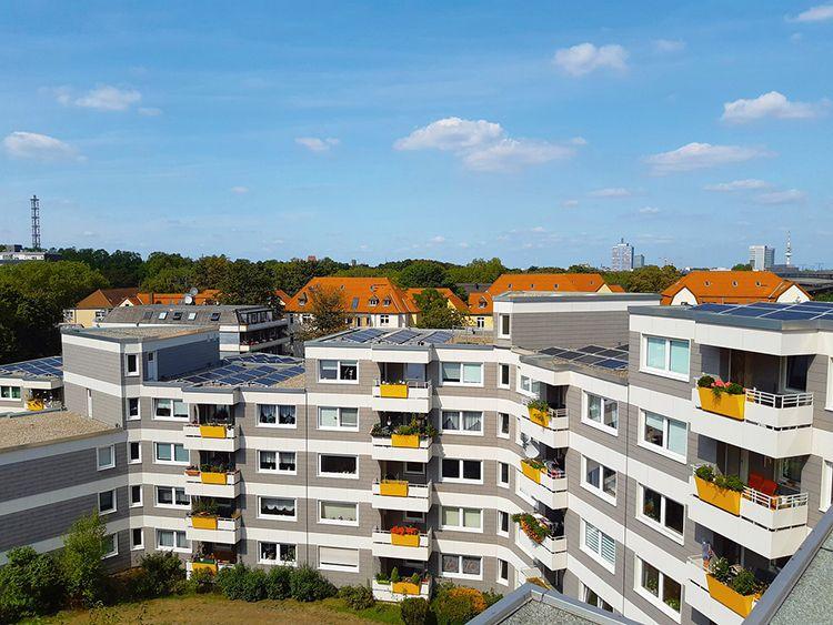 Decarbonizzare le città, l'importanza del fotovoltaico residenziale