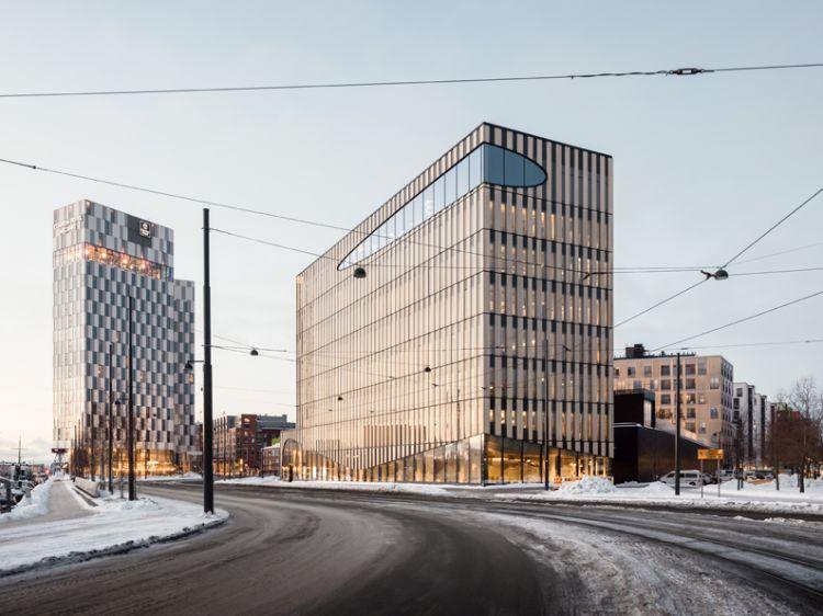La nuova era del legno riparte da Helsinki