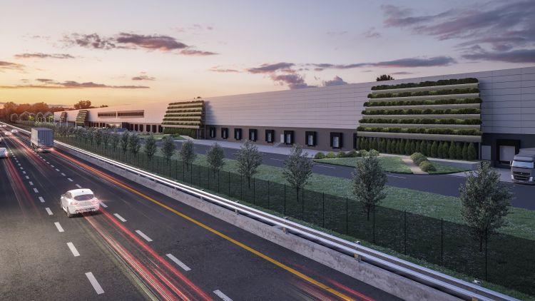 Casei Gerola Logistics Park, nuovo polo di logistica sostenibile