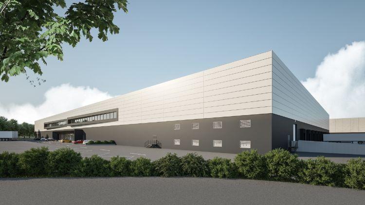 Casei Gerola Logistics Park, edificio progettato in classe energetica A