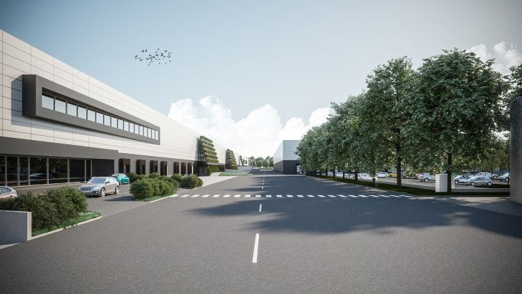 Casei Gerola Logistics Park, polo di logistica sostenibile