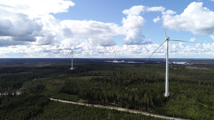 In arrivo il parco eolico più grande d'Europa