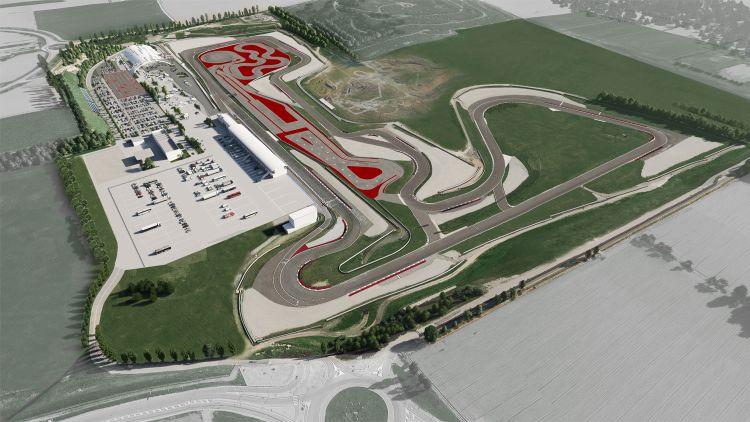 L'autodromo di Castrezzato e il nuovo centro Porsche
