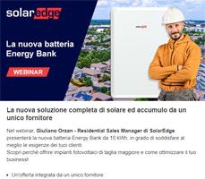 La batteria Energy Bank di SolarEdge è in arrivo! 4