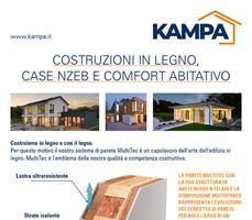 Costruzioni in legno, case nZEB e comfort abitativo