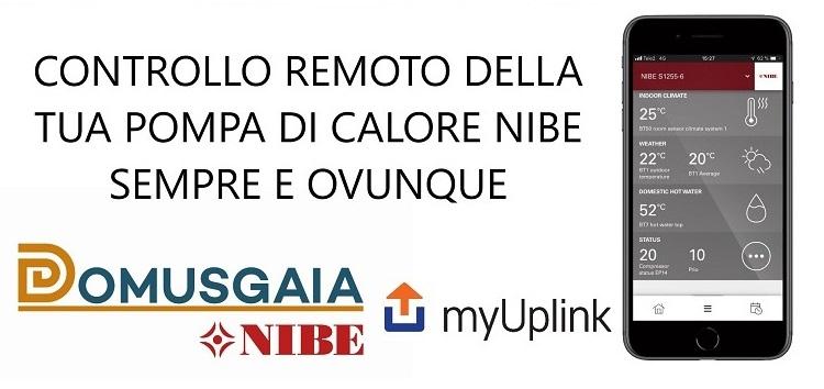 NIBE MyUplink