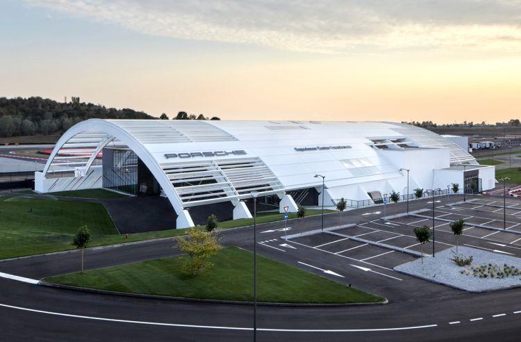 Il Porsche Experience Center di Castrezzato