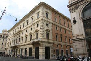 STIFERITE per la riqualificazione funzionale di Palazzo Marignoli