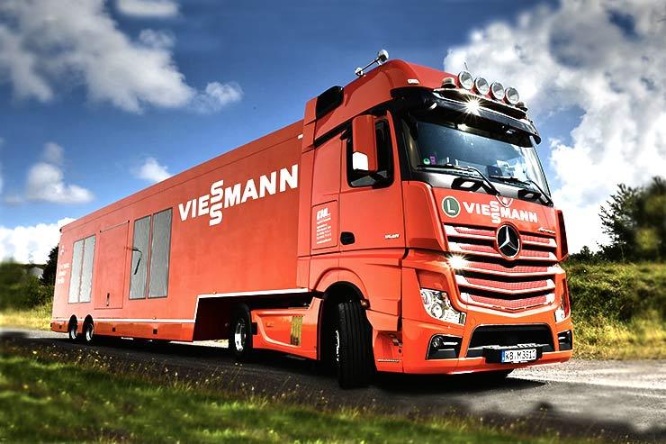 Il Viessmann Tour è partito!