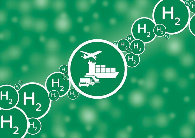 La sfida e la strada verso l'idrogeno verde al 2050