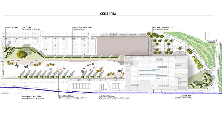 Il masterplan del nuovo Porsche Experience Center di Castrezzato