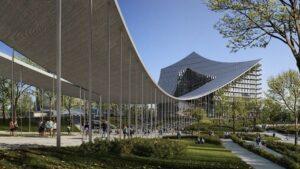 Milano avrà la sua torre orizzontale: aperto il cantiere di Citywave