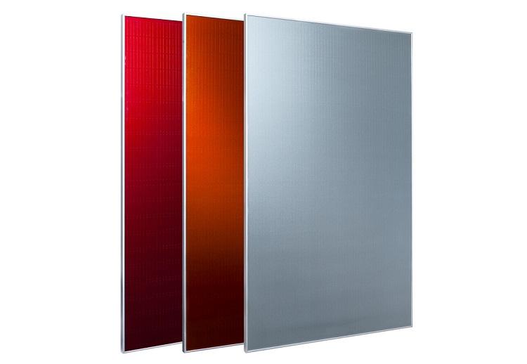 Versione Silver, Orange e Red