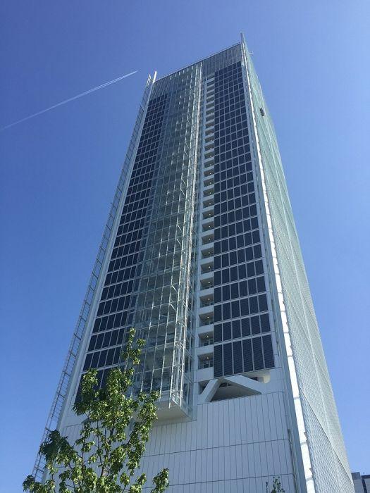 ll grattacielo della Banca Intesa Sanpaolo a Torino