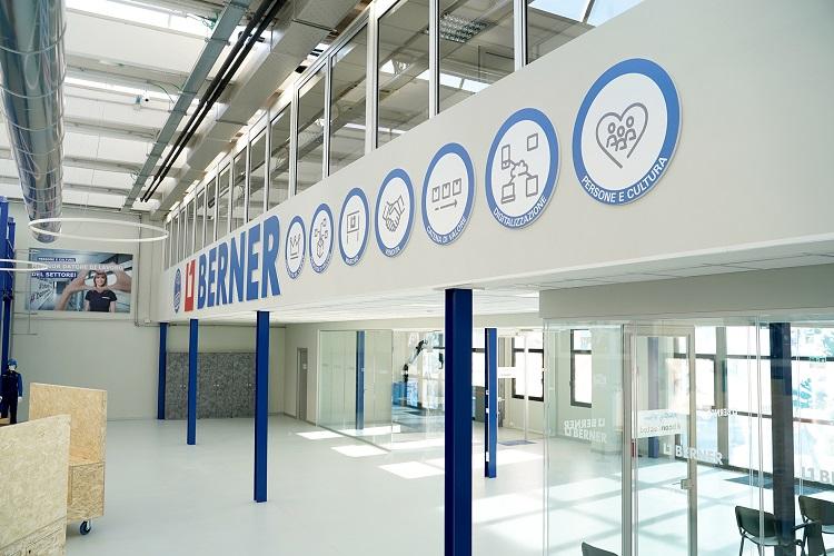 BERNER inaugura a Verona il centro formativo Berner Campus