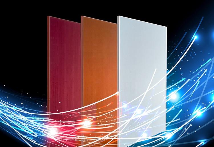 Moduli fotovoltaici SILK® Pro adesso anche colorati!