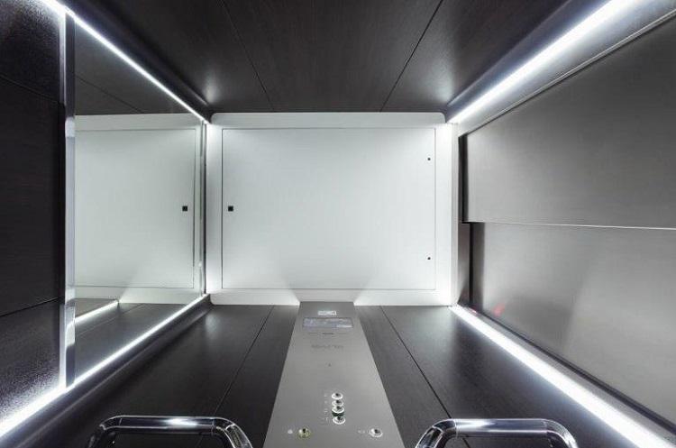 L'ascensore intelligente e connesso è Gen360™ di Otis