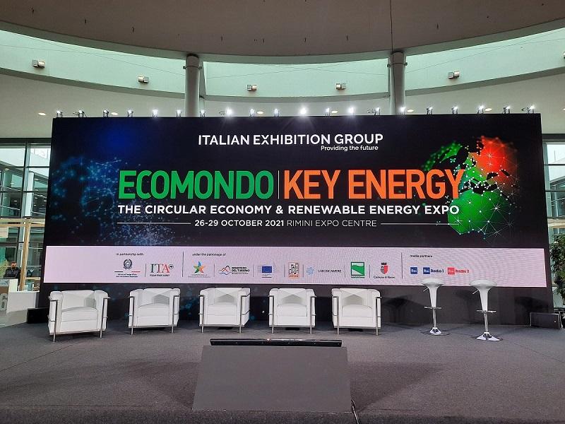 Key Energy ed Ecomondo: resoconto della prima giornata