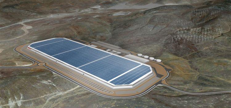 Tesla Gigafactory: l'incredibile fabbrica di Elon Musk